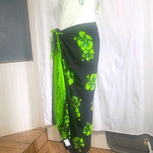 Swimsuit sarong/wrap